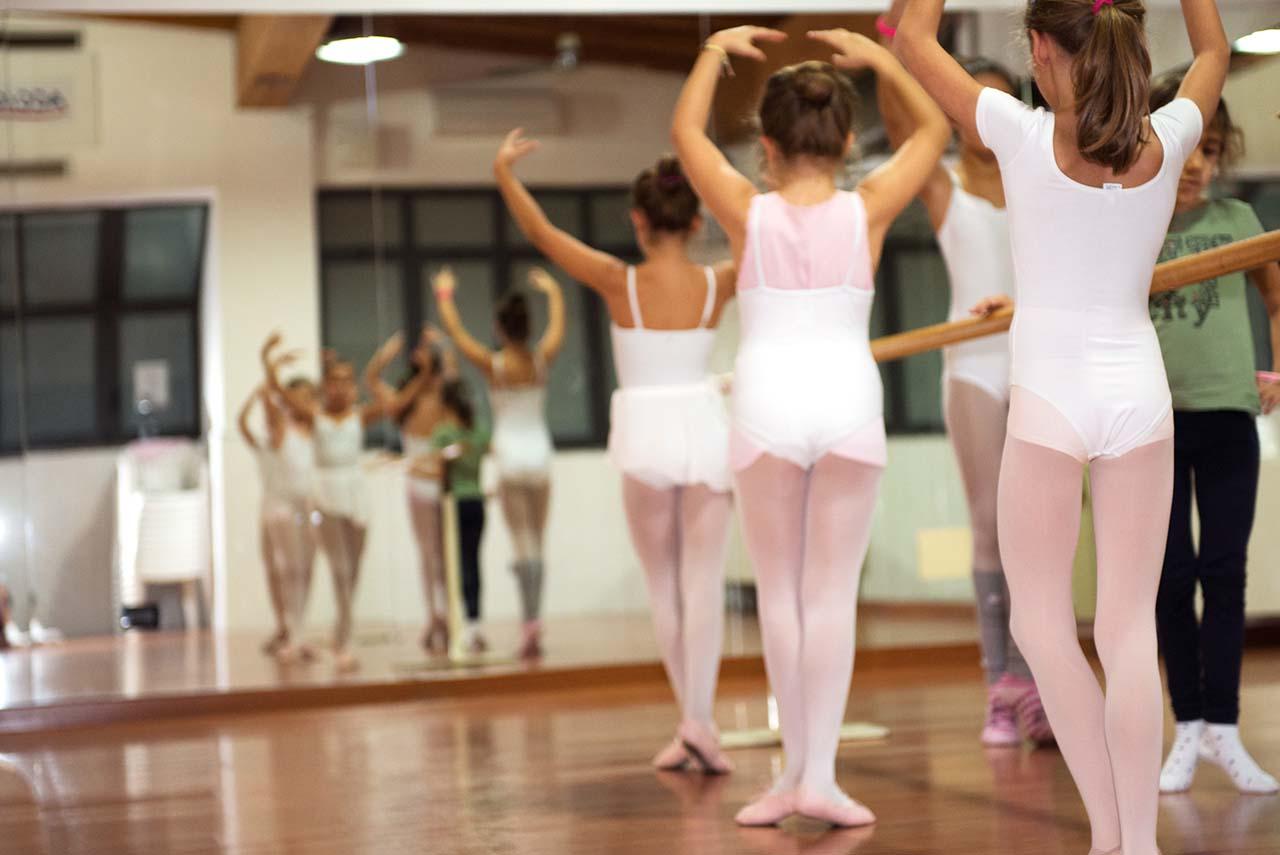 corso di danza per bambine a milano