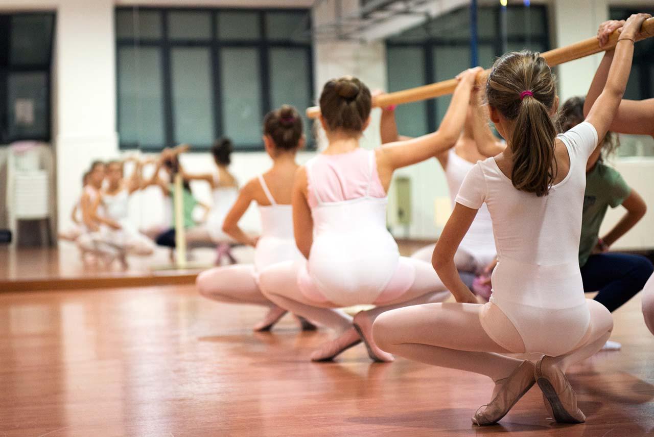 corso di danza per bambini
