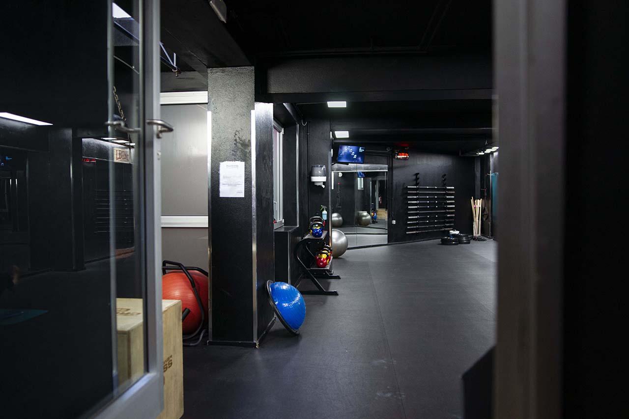 allenamento funzionale sala quatro