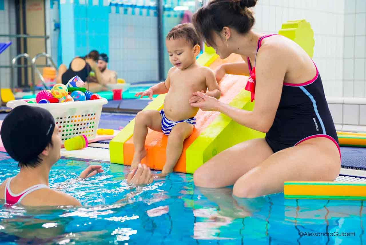 corsi acquaticita neonatale milano