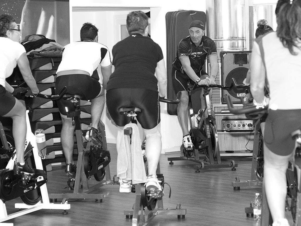 spinning consumo calorico bicicletta