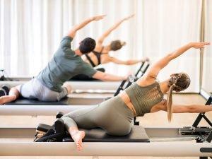 pilates esercizi benefici attrezzi